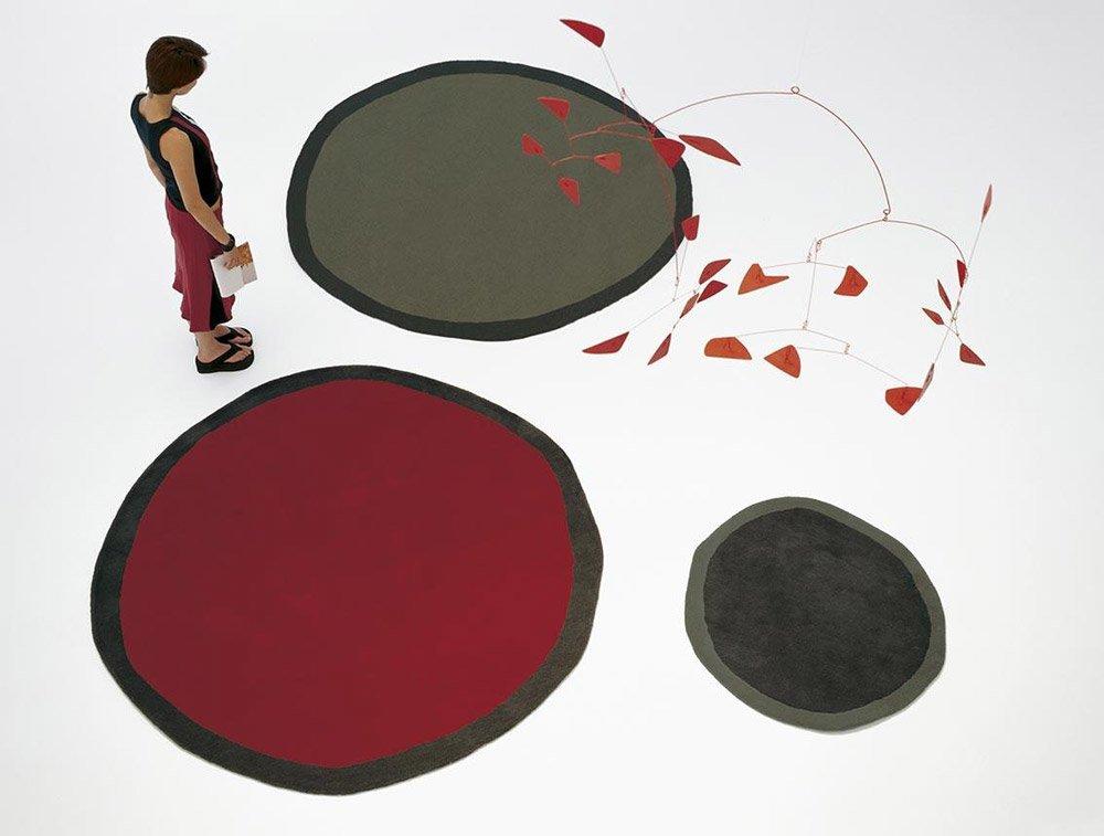 Nanimarquina Teppiche Teppich Aros Round  Designbest