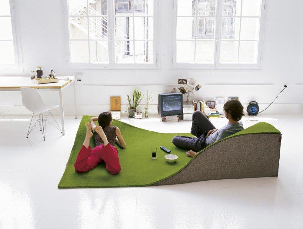 Nanimarquina Teppiche Teppich Flying Carpet  Designbest