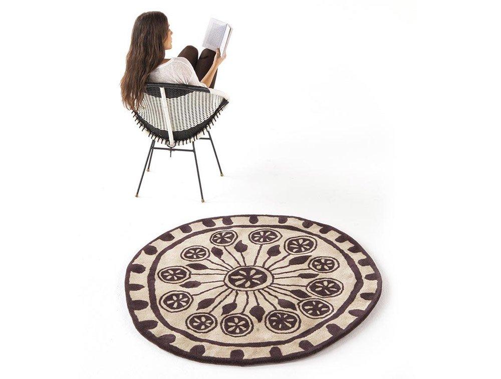 Nanimarquina Teppiche Teppich Rangoli  Designbest