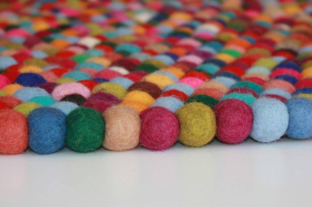 Catalogue Tapis Confetti Multicolor  Designer Carpets