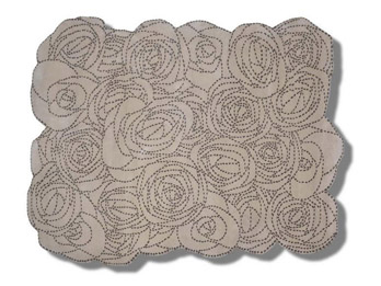 Teppich Rosetum Bouquet