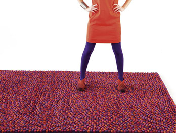 Teppich Multi Reds