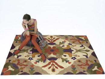Teppich Victoria 1