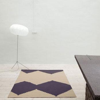 Teppich Issey