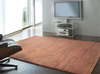 Tapis Lines Red
