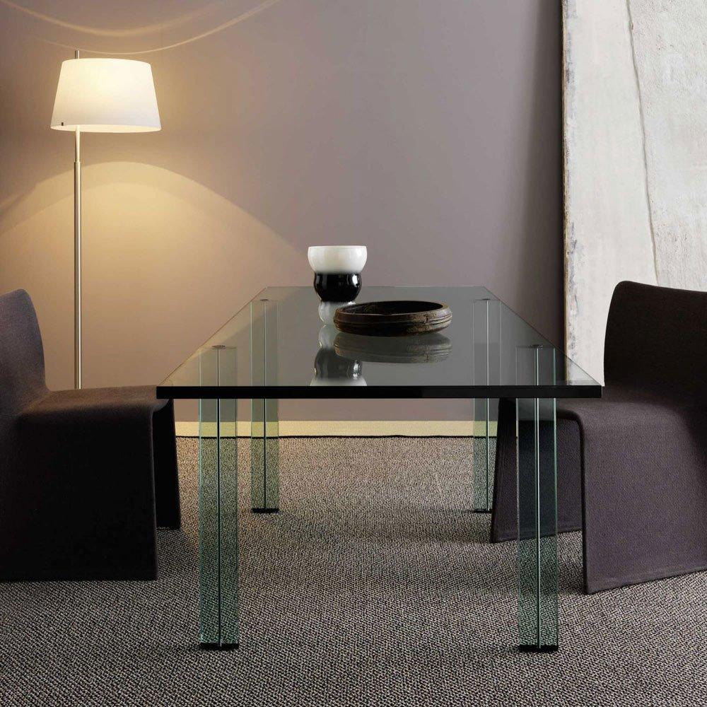 Tavoli tavolo teso da fontanaarte arredo for Tavoli arredo