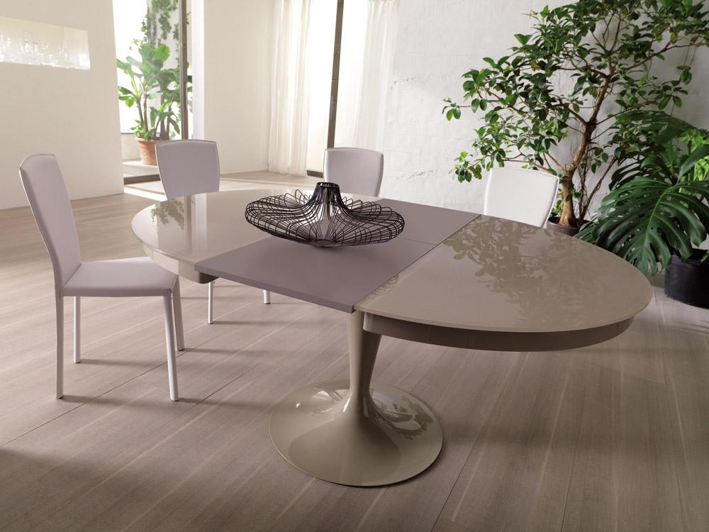 Tavoli tavolo eclipse da ozzio design - Tavolo allungabile mercatone uno ...
