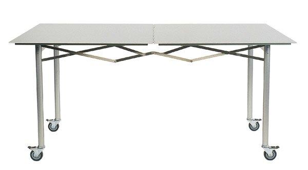 Gartenmobel Edelstahl Oder Aluminium : Tische Tisch ScherenTisch 500 von Thut
