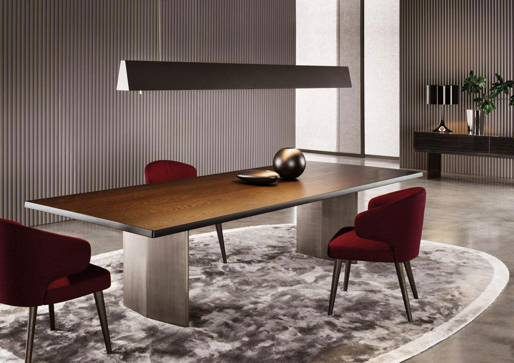 Tables table morgan by minotti