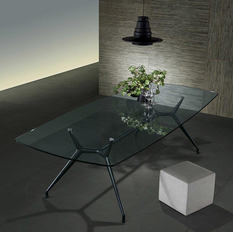 Tavoli tavolo manta da rimadesio for Rimadesio arredamenti