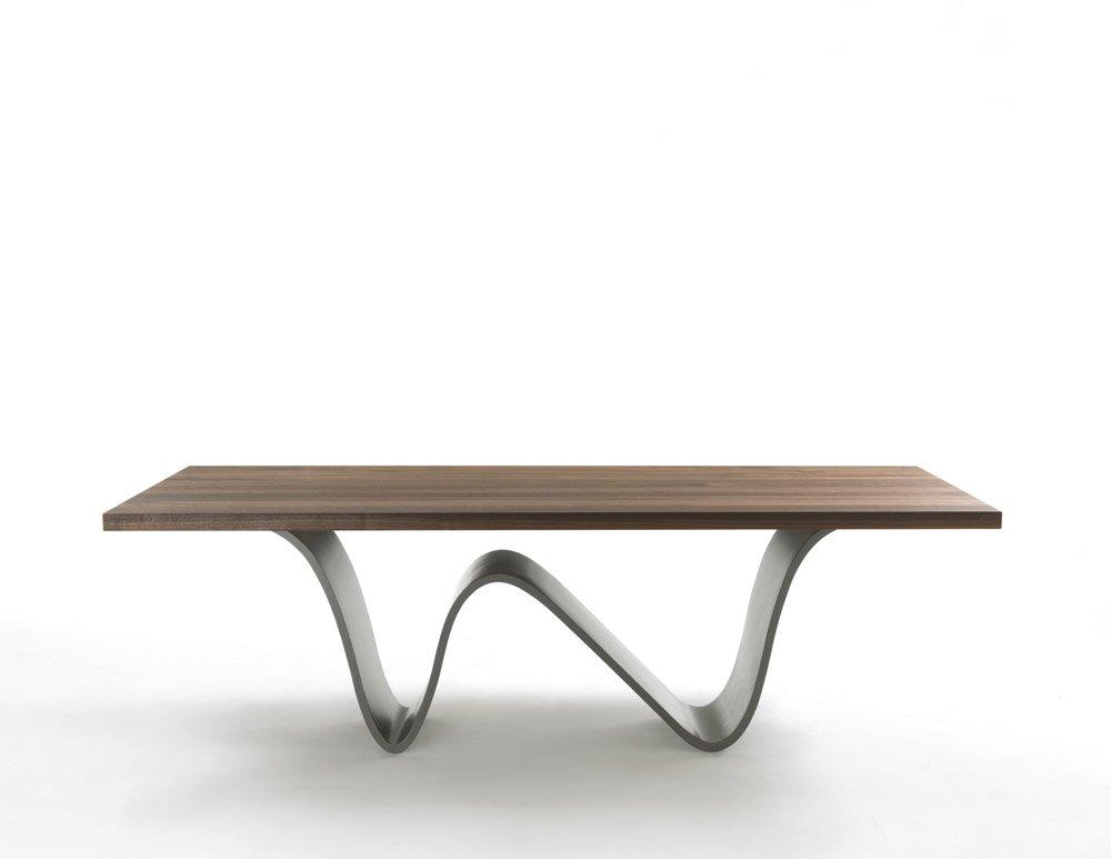 Tavoli tavolo bree e onda da riva 1920 for Tavoli outlet design