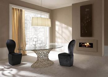 Tavolo Mondrian Art Form