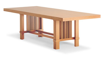 Table Taliesin 2