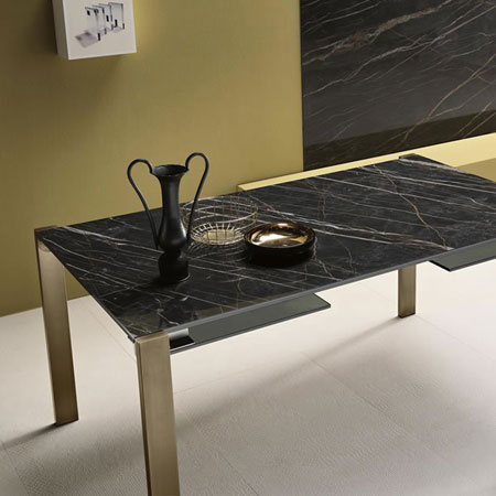 Table Livingstone Ceramic+Glass