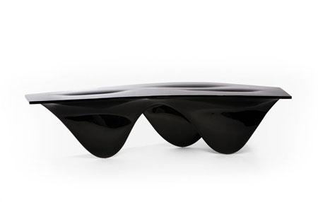 Tisch Aqua