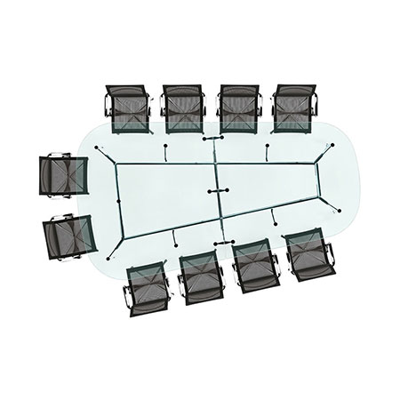 Table Unitable Rettangolare