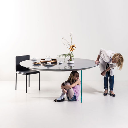 Table Air Round
