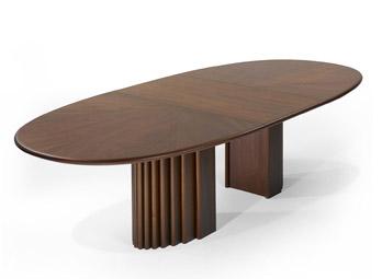 Table Ovaltisch