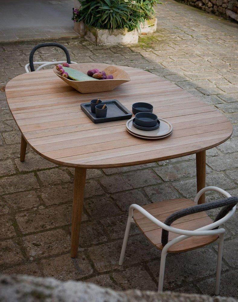 Catalogue table les arcs unopi designbest for Table exterieur unopiu