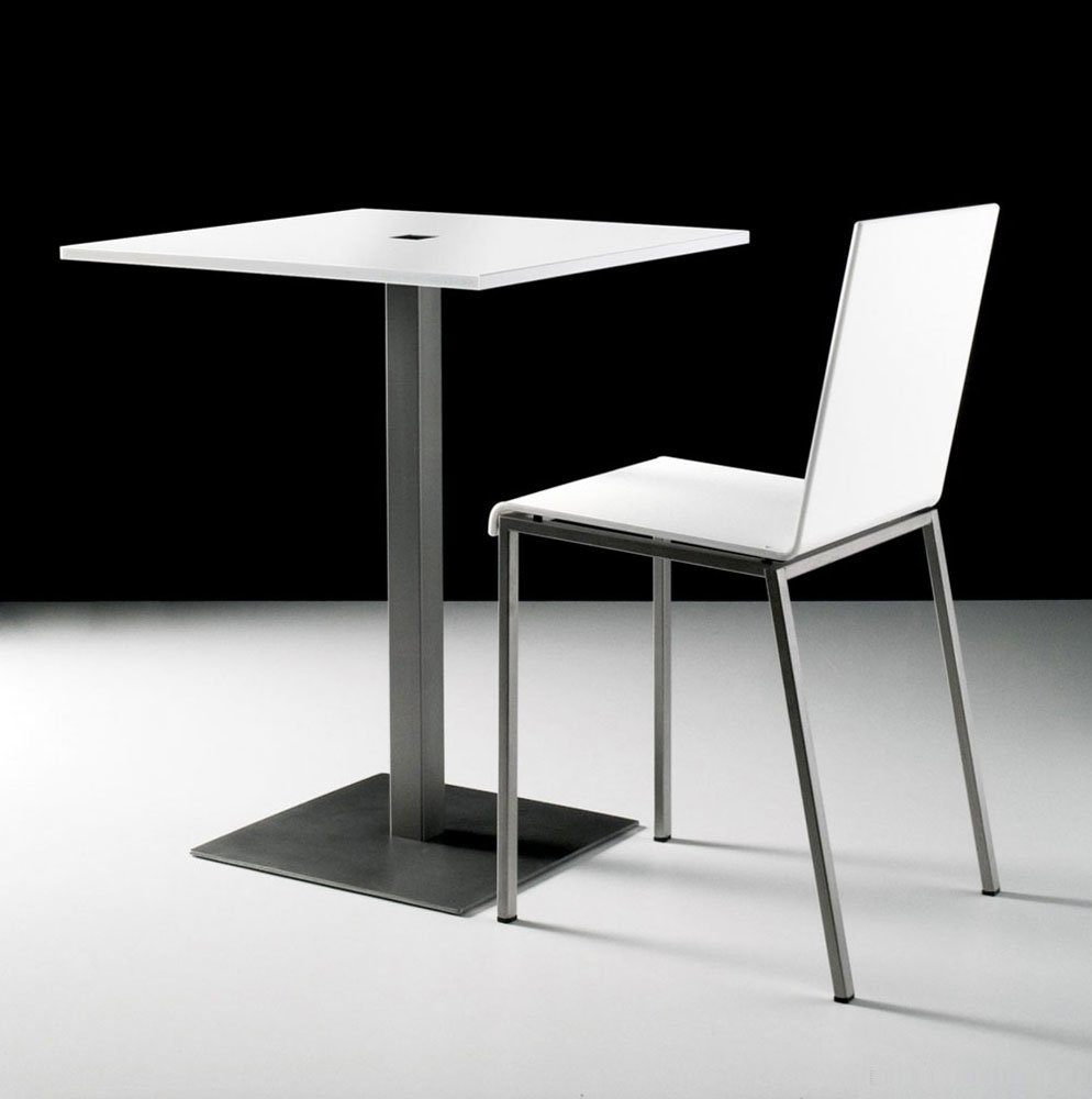 Small tables small table slam by zeus - Table cuisine petite largeur ...