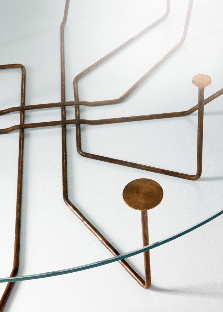 Gallotti radice beistelltische beistelltisch connection for Messing beistelltisch katalog