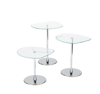 Small Table Mixit Glass