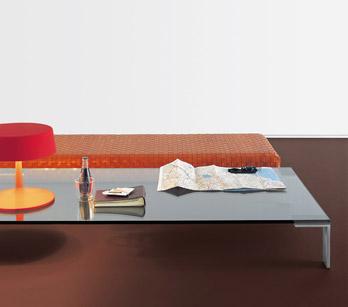 Petite table Liko Glass
