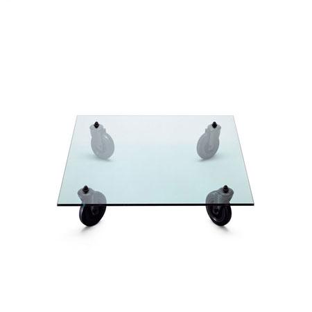 Tavolini: Tavolino Con Ruote da FontanaArte Arredo