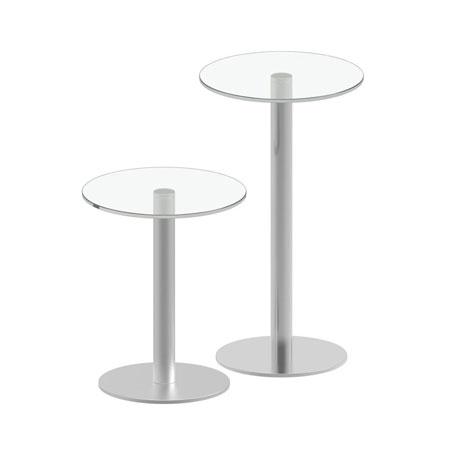 Tavolino Go-go Inox