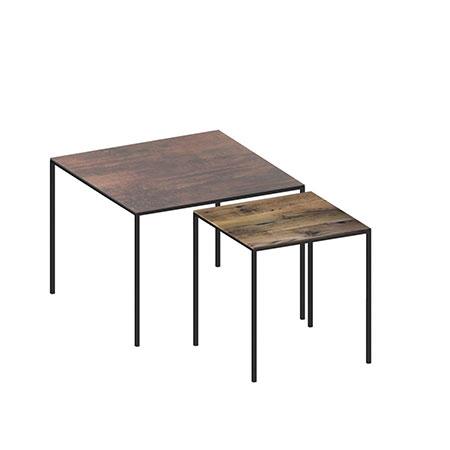Tavolino Mini Tavolo Inox