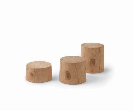 Petite table Legno Vivo