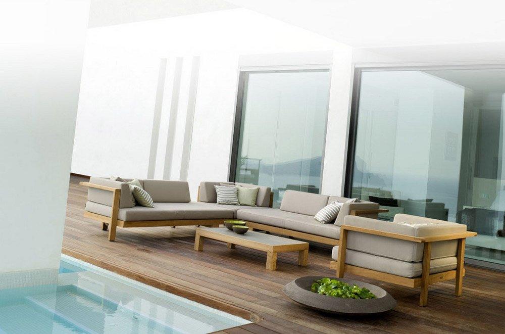 trib kleine tische f r den garten beistelltisch pure sofa designbest. Black Bedroom Furniture Sets. Home Design Ideas