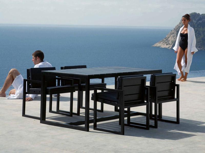 Tavolini da esterno tavolo saler da gandia blasco for Tavolini da esterno