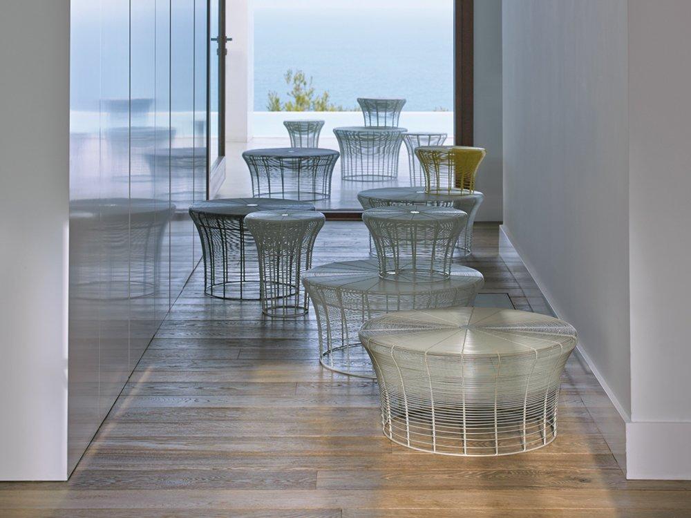 Gandia blasco kleine tische f r den garten tisch aram for Tisch japanisches design