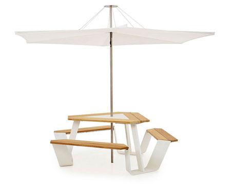 Tisch Anker