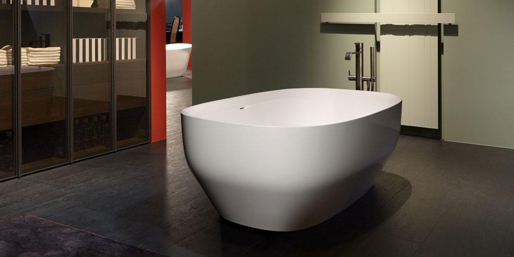 Bagno Design Cyprus : Bathtubs: Bathtub Ago by Antonio Lupi