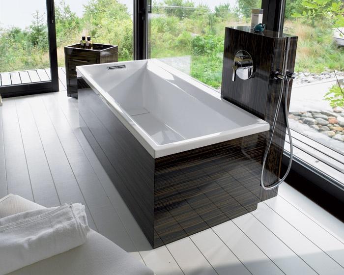 Vasche vasca 2nd floor da duravit - Vasca da bagno duravit ...