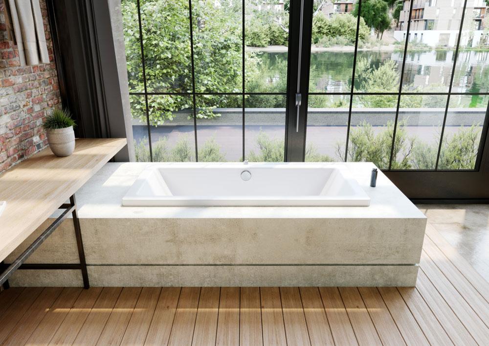 Vasche vasca conoduo da kaldewei - Vasche da bagno kaldewei ...