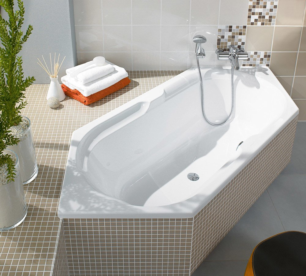 Vasche vasca rebana da villeroy boch bagno - Richard ginori sanitari bagno ...