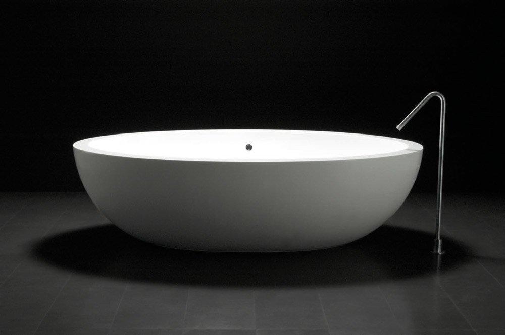 Vasche vasca po da boffi bathrooms - Vasche da bagno roma ...