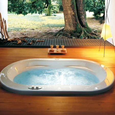 Whirlpool Bathtub Opalia