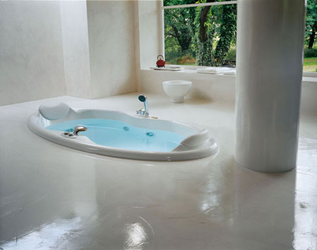 Whirlpool Bathtub Elipsa