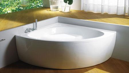 Whirlpool bathtub Coralya H545