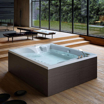Whirlpool Bathtub Linea Duo [a]