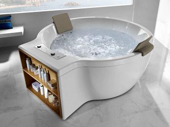 Whirlpool Bathtub Circular Exenta