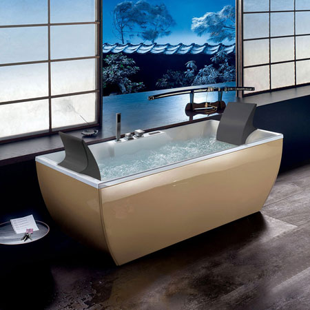 Vasca idromassaggio Kalì Color 170