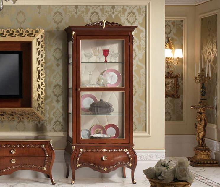 Pareti Attrezzate Classiche Stilema : Pareti attrezzate soggiorno in ...