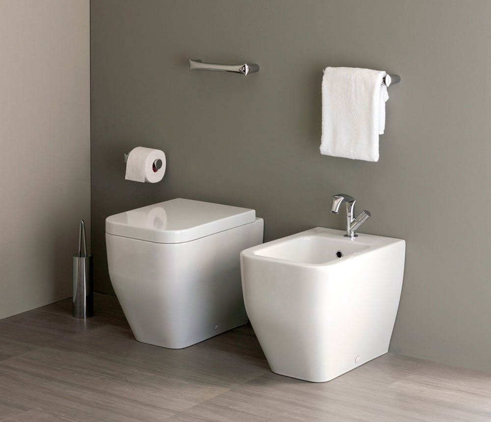 wc e bidet wc e bidet terra da flaminia. Black Bedroom Furniture Sets. Home Design Ideas