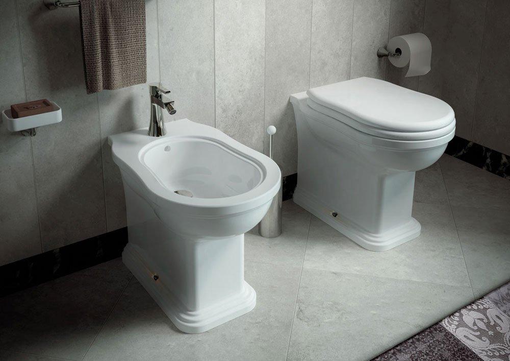 Wc e bidet wc e bidet efi da flaminia - Flaminia sanitari bagno ...