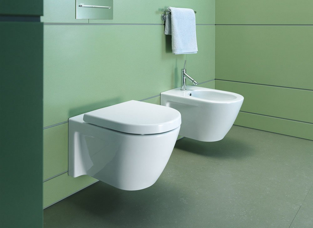 WC And Bidets Wc And Bidet Starck 2 By Duravit